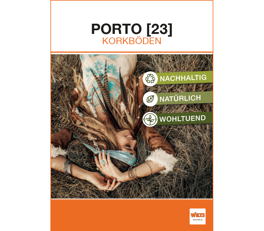 Wilts Porto23 Korkboeden