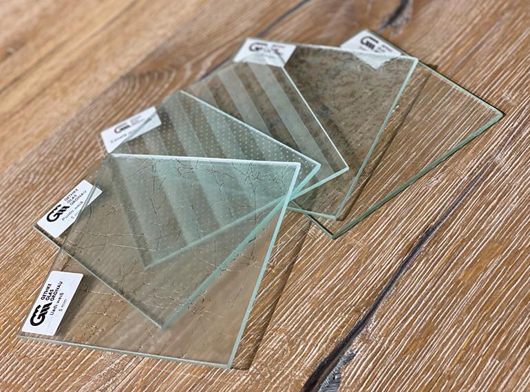 Heinks Referenz Glasarbeiten
