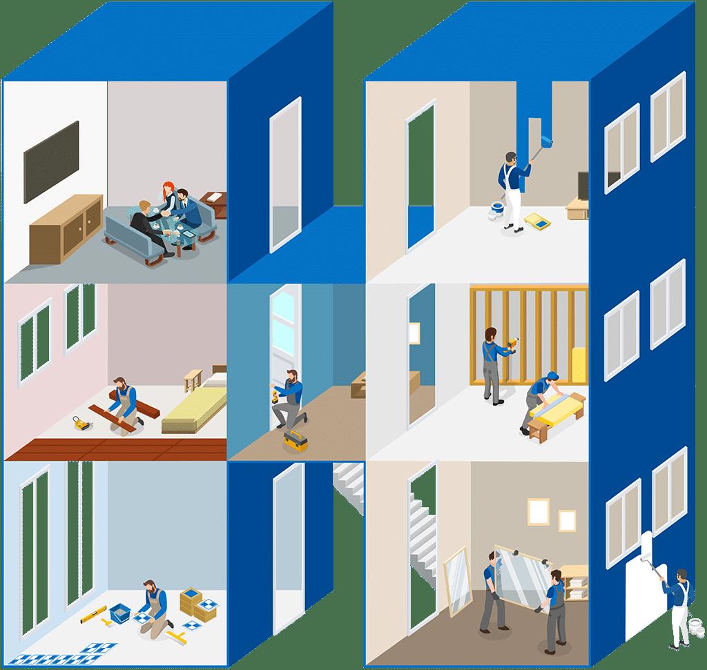 Heinks Illustration Haus